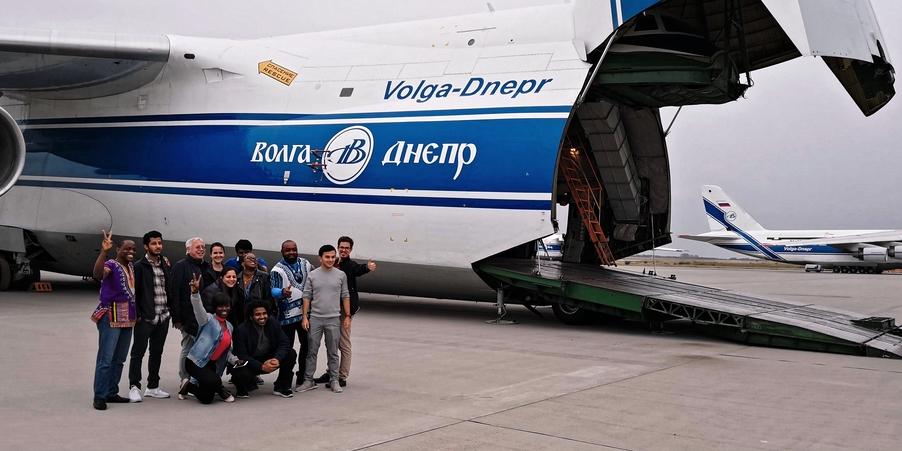 Leipzig Airport Tour